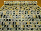 Half Metre Of Prestigious First Class Stamps Charcoal Curtain Upholstery Fabric