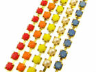 Austrian Crystal Rhinestone Chain 3mm (24pp) Limited Edition 3 Feet
