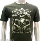 ASIA SIZE S M L XL Gun n Roses T-shirt Men Rock Band Punk Music Slash Many