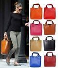 OL Style Women's PU Leather Shoulder Hobo Clutch Tote Large Handbag Bag Purse