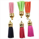 10 Colours Artificial New Tassel Korea Flannelette Pandent For Beads Key Chains