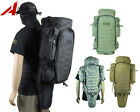Airsoft Molle Tactical Military Full Gear Dual Rifle Gun Backpack Bag Pouch Case