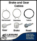 CYCLE BRAKE AND GEAR CABLES WIRE INNER OR OUTER CABLE TEFLON STAINLESS STEEL