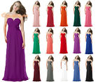 New Chiffon Prom/Bridesmaid Party Evening Dresses Formal Cocktail Size 6-26