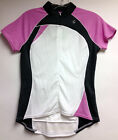 Women's Classic Short Sleeve CYCLING Jersey in Rose by Cannondale