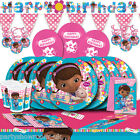 Doc McStuffins Children's Party Partyware Balloon Decoration One Listing PS