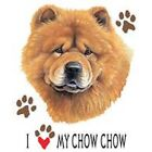 Chow Chow  Love Sweatshirt Pick Your Size