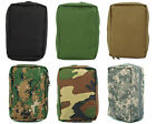 Airsoft Molle Tactical Medical First Aid Pouch Bag 4 Colors Black/TAN/ACU A