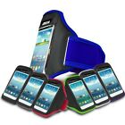 JOGGING ACTIVE SPORTS BLUE ARMBAND FOR VARIOUS MOBILE PHONES