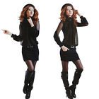 Sexy Women Ladies Dress Long Sleeve Slim Skinny Party Dress Silver Golden Mesh