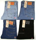 Levis 550 Jeans Mens Relaxed Fit Red Tab Zipper Fly Jean - Many Sizes and Colors