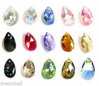 Swarovski Crystal Teardrop 6106 Pendant Element Many Color & Size