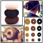FASHION HAIR DOUGHNUT BUN RING SHAPER DONUT STYLE UPDO