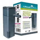 Internal Aquarium Fish Tank Submersible Filter - All Pond Solutions IF Range