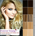 """Premium Clip in Remy Human Hair Extension 16"""" 18"""" 20"""" Many Colour Choices"""