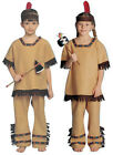 NATIVE AMERICAN INDIAN COSTUME Unisex Child 49223