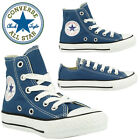 Kids New All Star CT Hi Lo Converse Girls Boys Canvas Trainers Shoes Sizes Uk