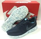 2013 NIKE ROSHERUN ROSHE RUN QS MARBLE PACK DARK OBSIDIAN MEN SHOES 633054-400