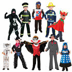 Childrens Lads Boys Book Week Fancy Dress Outfit Choose your Costume 3-11 Years