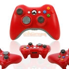 New Red Wireless Game Remote Controller for Microsoft Xbox 360 Console