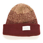 Rip Curl Blowout Mens Headwear Beanie Hat - Tawny Port One Size