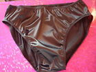 Spandex or Satin Custom Made Mens Briefs Panties Color options s m l or xl USA