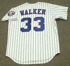LARRY WALKER Montreal Expos 1994 Majestic Throwback Home Baseball Jersey