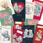 Me to You Tatty Teddy Blue Nose Bear Male Relation Relations Christmas Cards