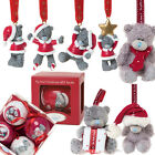 Me to You Tatty Teddy Christmas Decorations or Bauble Baubles For The Tree