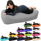 Giant 5ft Bean Bag Sofa Bed Beanbag Beanbags Bags INDOOR/OUTDOOR single bed