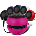 Capsule Speaker For Nokia E6 3.5mm Portable Mini Rechargeable