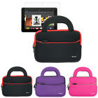 Tablet Neoprene Sleeve Handle Case+LCD Guard For Amazon Kindle Fire HDX 7-inch
