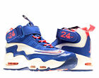 3107871153034040 1 Nike Air Griffey Max 1   White   Total Crimson   Hyper Blue