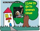 """Your Child, Personalized  Custom T-Shirts   """"Granna's House"""""""