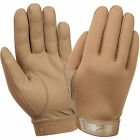 Neoprene Weather Protection Duty Gloves - Coyote Tan