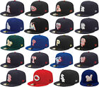 New Era 59fifty Illusion Collection MLB Baseball Fitted Hat Cap