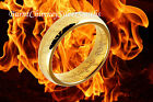"TUNGSTEN Gold IP ""The One Ring"" With Chain"