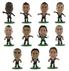 OFFICIAL FOOTBALL CLUB - PARIS ST GERMAIN F.C. SoccerStarz Figures (All Players)