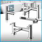 PEG BATHROOM SINK BASIN MONO MIXER BATH FILLER SHOWER TAP CHROME SOLID BRASS