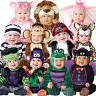Baby Halloween Fancy Dress Costume New Outfit Animal Boy Girl Babygrow Book Week