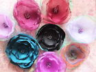 Delicate flower brooch handmade corsage gorgeous accessory Fairy Hippy Boho Goth