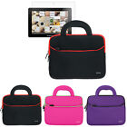 Tablet Sleeve Handle Case Bag+Screen Protector For Lenovo IdeaTab S2110 / S2110A
