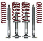 STAGG 4 STRUTS SHOCKS & GERMAN LOWERING SPRINGS CAMARO FIREBIRD 93 - 99 00 01 02