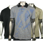 Mens Projekts NYC Designer Fashion Graphic Polo Shirt Top Tee T-Shirt Size S M L