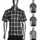 "Lowrider Flannel Men's Button Up ""Vintage"" OG Style Long and Short sleeve Shirts"