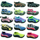 Mens Womens Boys Girls Childrens Kids Aqua Shoes Boots Beach Surf Wetsuit Water