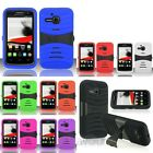 For Alcatel One Touch Evolve 5020T M'Pop OT-5020 UCASE Phone Stand Case Cover