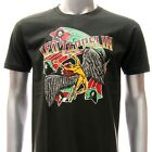 ASIA SIZE S M L XL Led Zepplin T-shirt Song Remains The Same Swan Song Many Size