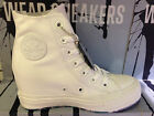 NEW CONVERSE CHUCK TAYLOR ALL STAR PLATFORM PLUS WHITE WOMEN SHOES 542427C