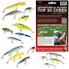 MATT HAYES ADVENTURE LURE PLUG POPPER SETS PIKE PERCH BASS PREDATOR FISHING